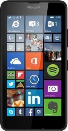 Microsoft Lumia 640 Dual-SIM schwarz