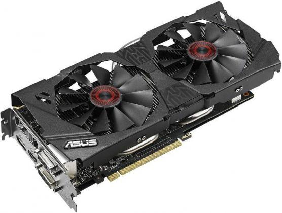 ASUS STRIX-GTX970-DC2OC-4GD5, GeForce GTX 970