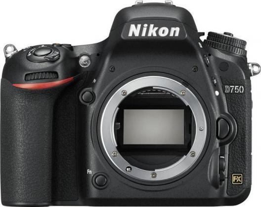 Nikon D750 Gehäuse (VBA420AE)