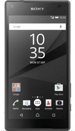 Sony Xperia Z5 Compact schwarz
