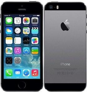 Apple iPhone 5s 16GB grau