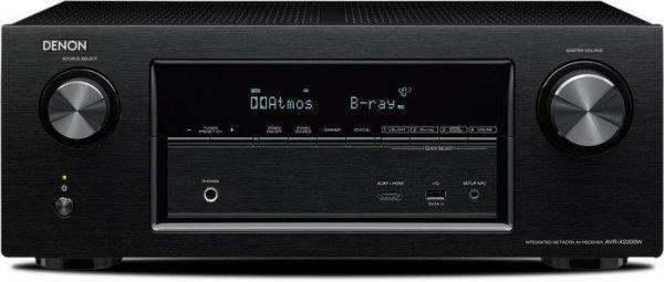 Denon AVR-X2200W schwarz