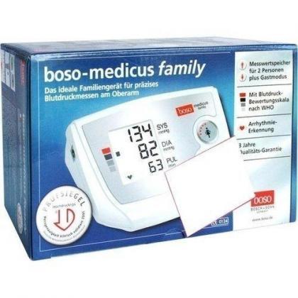 Boso Medicus Family Blutdruckmessgerät