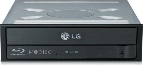 LG Electronics BH16NS55 schwarz, SATA, bulk (BH16NS55.AUAU10B)