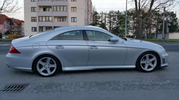 Mercedes Benz CLS 500 AMG Umbau