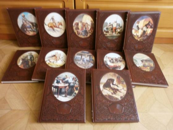 Der Wilde Westen Time-Life-Bücher (12 Bände) Gebundene Ausgabe