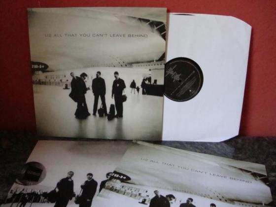 U2 - All That You Can't Leave Behind LP