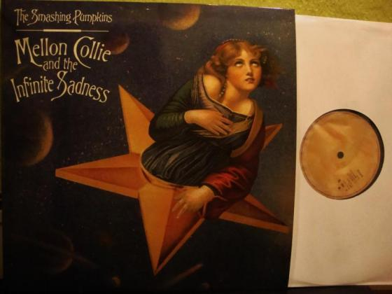 Smashing Pumpkins - Mellon Collie And... 3LP