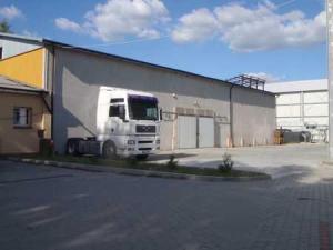 Industrie Kühlhalle zu verkaufen