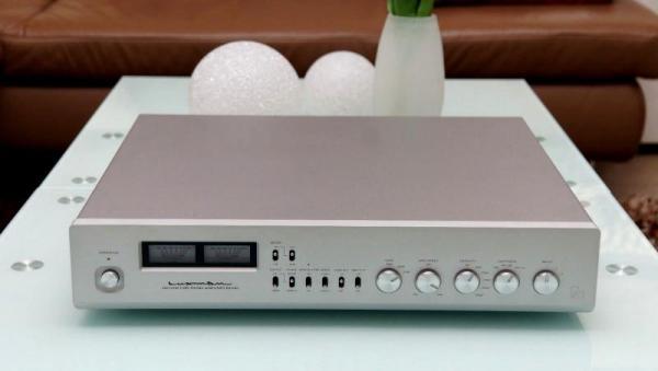 LUXMAN EQ-500 Röhren Phono Vorverstärker MM MC - PD M C B D