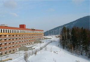 Große Hotel zu verkaufen