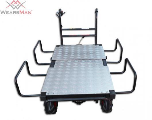 Elektro Plattform mit Rückwärtsgang
