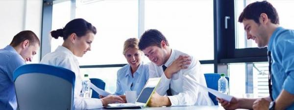 Finanzdienstleistung für verwirklichung ihrer projekte