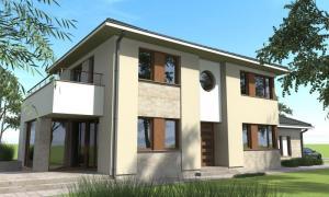 In Sopron und Győr, in Pereszteg in der Nähe des Fertő-Sees, in einem schönen neuen Wohnpark zum