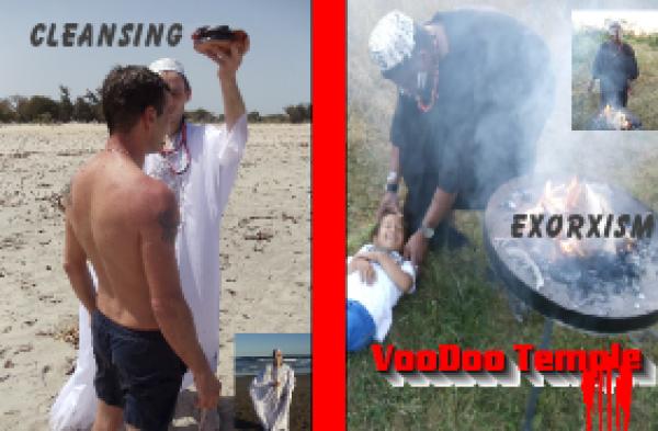 Afrikanische – haitianische Voodoorituale fuer alle Lebensbereiche