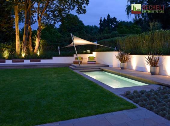 moderne landschaftsgärten