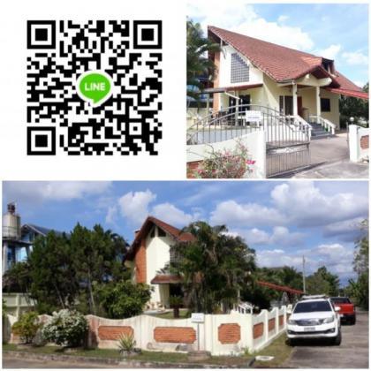 Thailand - Wunderschönes, top solide gebautes Haus in Lampang zu verkaufen