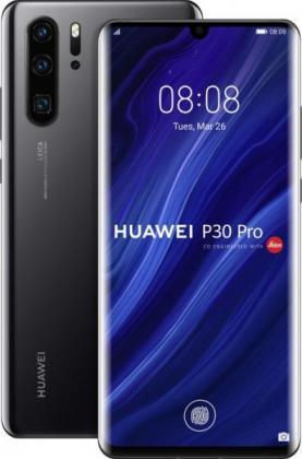Huawei P30 Pro Dual-SIM 128GB/8GB schwarz