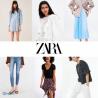 ZARA Damenbekleidung MIX Restposten Kollektion 2017