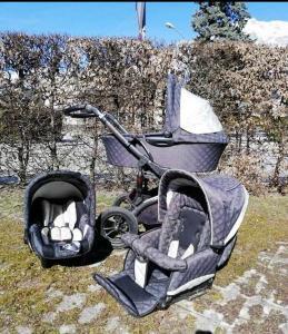 Kinderwagen Set