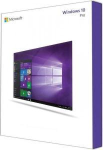 Microsoft Windows 10 Pro 32Bit/64Bit, DSP/SB, ESD (multilingual) (PC)