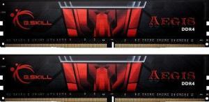 G.Skill Aegis DIMM Kit 16GB, DDR4-3000, CL16-18-18-38 (F4-3000C16D-16GISB)