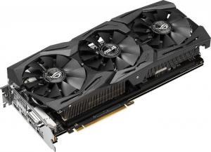 ASUS ROG Strix Radeon RX Vega 64 OC Gaming, ROG-STRIX-RXVEGA64-O8G-GAMING, 8GB HBM2, DVI, 2x HDMI, 2