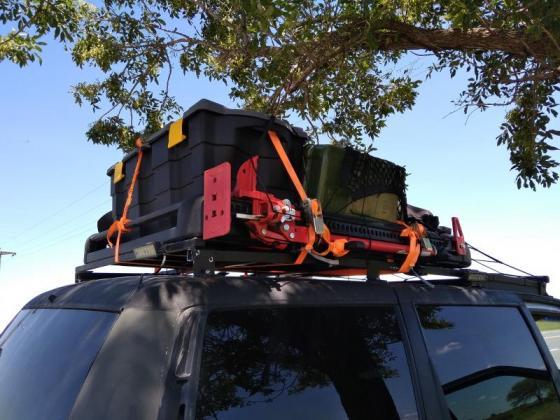 Expeditionsfahrzeug Südamerika Reisemobil 4x4 Camper - Nissan Expedition Edition