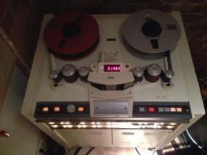 Otari MTR90 2''24-Spur Bandmaschine
