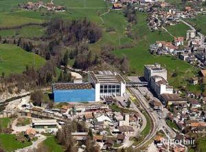 Schweiz: Die etwas andere Geschäftsadresse / Zweigniederlassung / Postadresse....