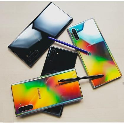 Samsung Galaxy Note 10+ Note 10 S10 + Apple iPhone 11 Pro Max iPhone 11 Pro iPhone 11