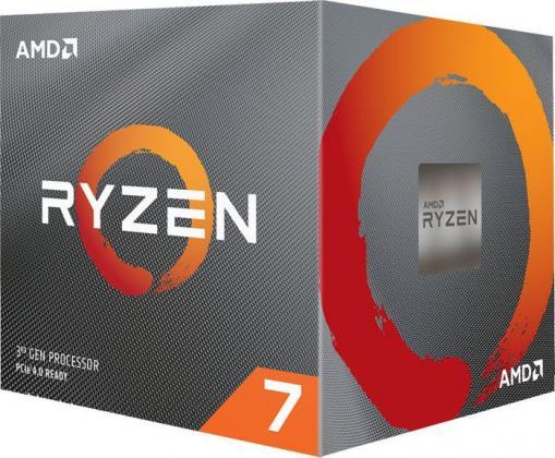 AMD Ryzen 7 3700X, 8x 3.60GHz, boxed (100-100000071BOX)