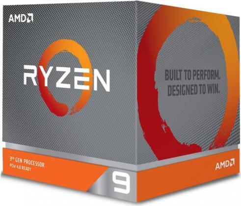 AMD Ryzen 9 3900X, 12x 3.80GHz, boxed (100-100000023BOX)