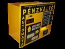 Herstellung Geldwechselautomaten