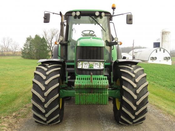 Traktor john deere 7530 premium