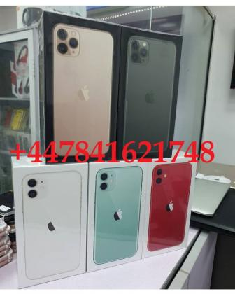 Apple iPhone 11 Pro €550 EUR iPhone 11 Pro Max WhatsAp +447841621748 Samsung Note10+S10+ S10 355 EUR