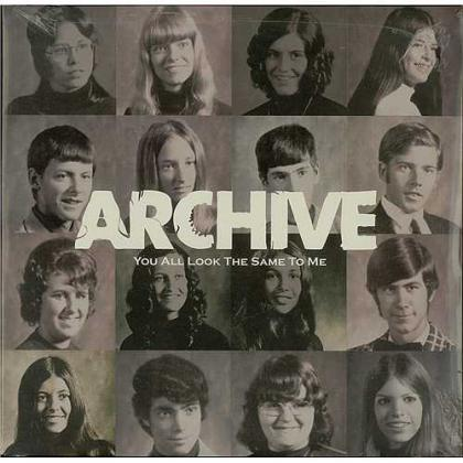Archive - You Are All Looking The Same To Me 2LP