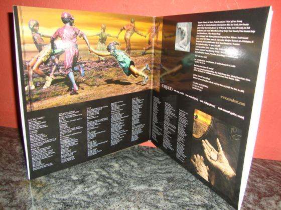 Creed - Human Clay  2lp