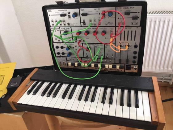 Ems Rehberg Logik Synthesizer