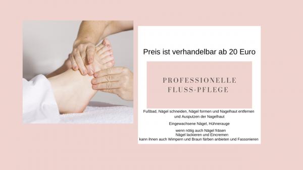 Fußpflege 20 Euro