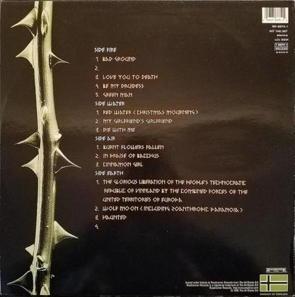 Type O Negative - October Rust 2LP