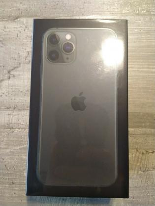 Apple Iphone 11 Pro 256 GB in Nachtgrün