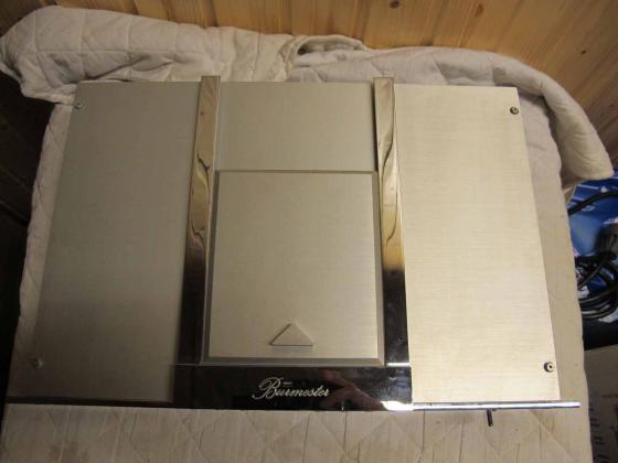 Burmester 001 High End CD-Player sehr guter Zustand