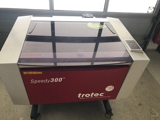 Trotec Speedy 300 75 Watt CO2 Lasermaschine