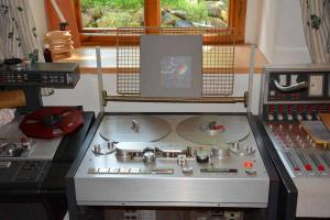 Studer A80 R Tape Recorder Serviced