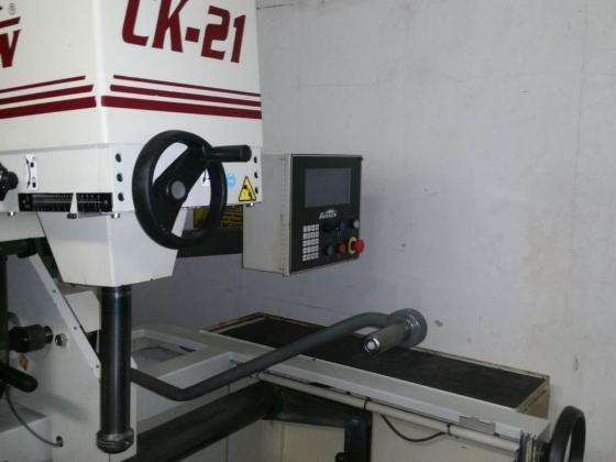 Honmaschine Sunnen CK-21 CNC Hohnmaschine Kreuzschleifmaschine