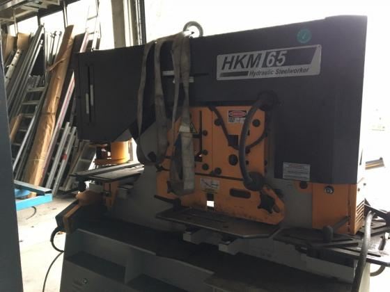Profilstahlschere Gebraucht HKM 65