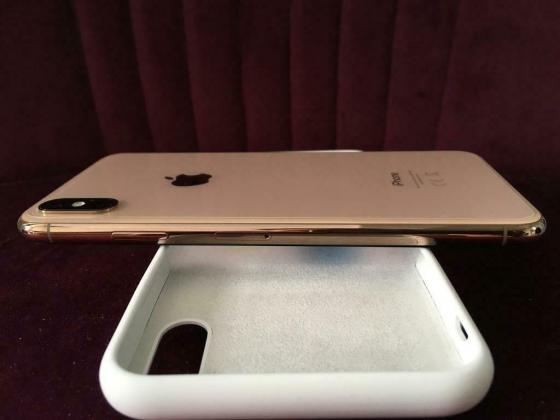 entsperrtes iPhone xs max 512 GB Roségold