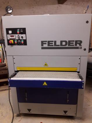Felder fw 950 Classic Breitband schleifmaschiene