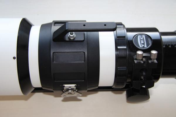 TEC110FL mit Flattener Refaktor Teleskop